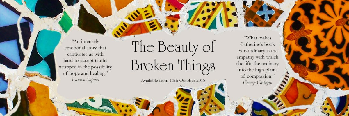 Publication day: The Beauty of Broken Things